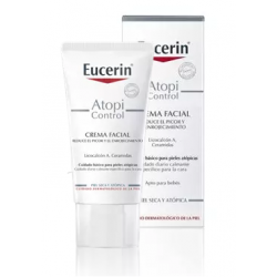 Eucerina Atopicontrol Crema Viso 50 ml
