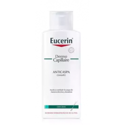 Eucerin Dermocapillaire Champu Anticaspa Fat 250 ml