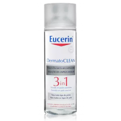 Eucerin Dermatoclean 3 in 1 Soluzione di Pulizia Micellar 200 ml