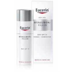 Eucerin Hyaluron Filler Day Cream SPF15 Normal/Mixed Skin 50ml