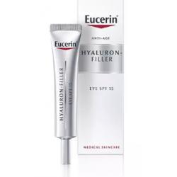 Eucerin Hyaluron Filler Contorno occhi SPF15 - 15 ml