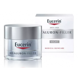 Eucerin Hyaluron Filler Nachtcreme 50 ml