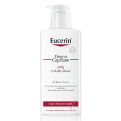 Eucerin Dermo Capillaire pH5 Soft Champu 400 ml