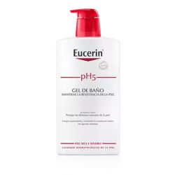 Eucerin pH5 Bath Gel 1000 ml