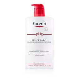 Eucerin Ph5 Sensitive Skin Bath Gel 1 l
