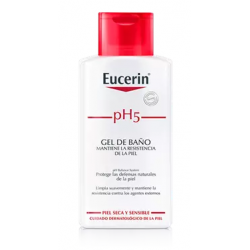 Eucerin pH5 Bath Gel 200 ml
