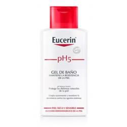 Eucerin Ph5 Sensitive Skin Bath Gel 200 ml