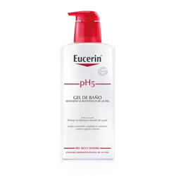 Eucerin pH5 Bath Gel 400 ml