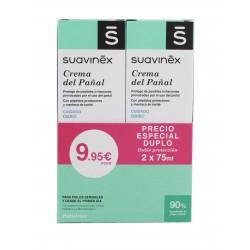 Suavinex Crème de couches Duplo 2x75ml