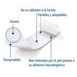 Tiritas Sensitive Elastic 1X6 (1 m x 6 Cm)