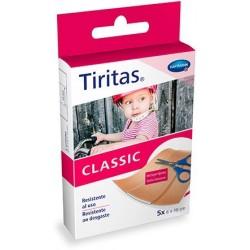 Tiritas Classic 0.5X6 cm (10X5) 5 Uni