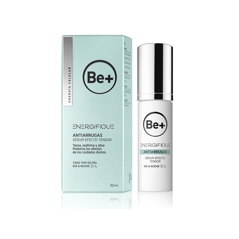Be+ Antiarrugas serum efecto tensor 30 ml