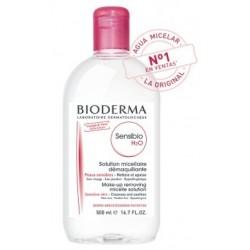 Bioderma Sensibio H2O Micellar Lösung 500 ml