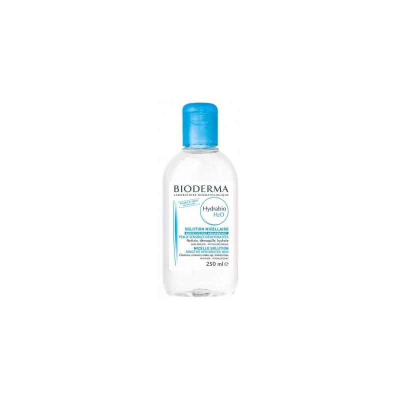 BIODERMA Hydrabio H2O  Solución micelar específica piel deshidratada Frasco 250 ml