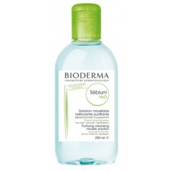 BIODERMA Sébium H2O  Solución micelar específica acné Frasco 250 ml