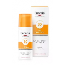 Eucerin Sonnengel Creme Öl Control Dry Touch SPF30 50ml