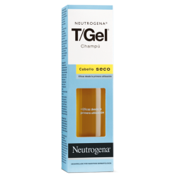 Neutrogena T-Gel Champu Cabello Seco 250ml