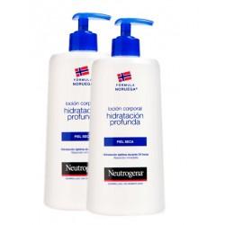 Neutrogena Dry Skin Body Lotion 750ml Duplo 2x750ml