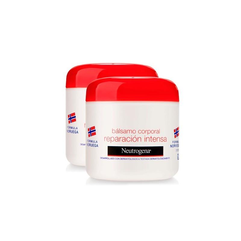 Neutrogena DUPLO Bálsamo corporal reparación intensa 300 ml + 300 ml
