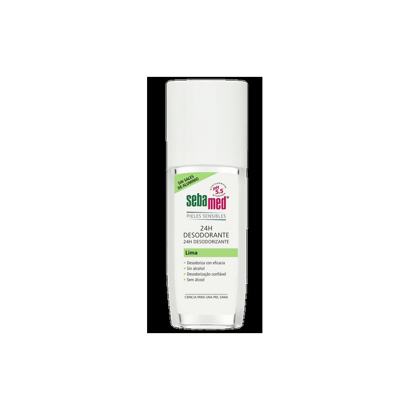 SEBAMED DESODORANTE 24 HORAS ROLL-ON  50 ml