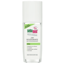 Sebamed Deodorant 24 Hours Vaporizer 75 ml