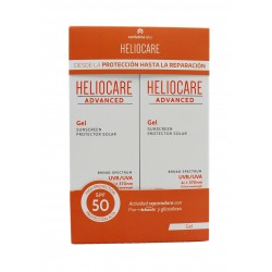 Heliocare Advanced Gel SPF50 Duplo 2x200 ml
