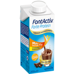 Fontactiv Forte Protein Chocolate 200ml