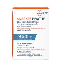 Ducray Anacaps Reactiv 30 Capsule