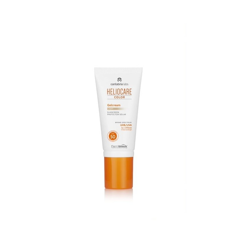 Heliocare Gel cream Light Color 50 ml