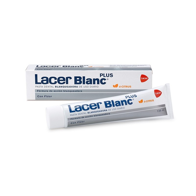LACERBLANC PLUS 125 ml CITRUS