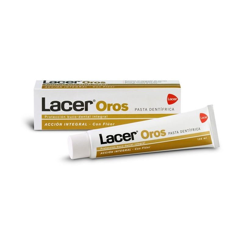 LACER OROS PASTA 125 ml LAMINADO