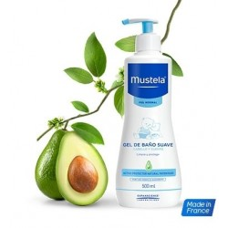 Mustela Soft Bath Gel 200 ml