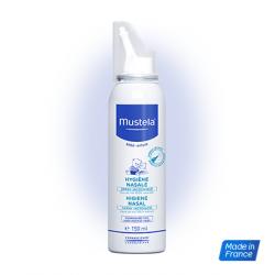 Mustela spray d'hygiène nasale Isotonico 150 ml