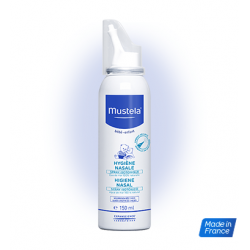 Mustela Spray per l'igiene nasale Isotonico 150 ml