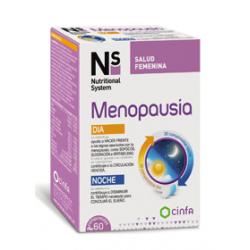 NS Menopausia Dia y Noche 60 Comprimidos