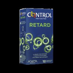 PRESERVATIVOS CONTROL ADAPTA RETARD 12 U