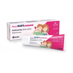 Fluor Kin Junior Dentifrico Gel 75 ml