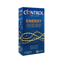 Control Energy 12 Preservatives