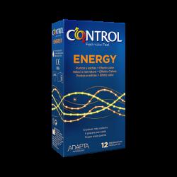 Control Energia 12 Conservanti