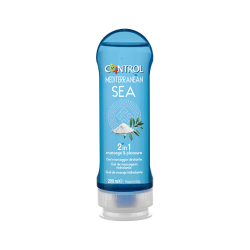 Control Gel 2 in 1 Mediterranean Sea 200 ml