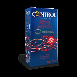 Control Xtra Sensation 12 Preservativos