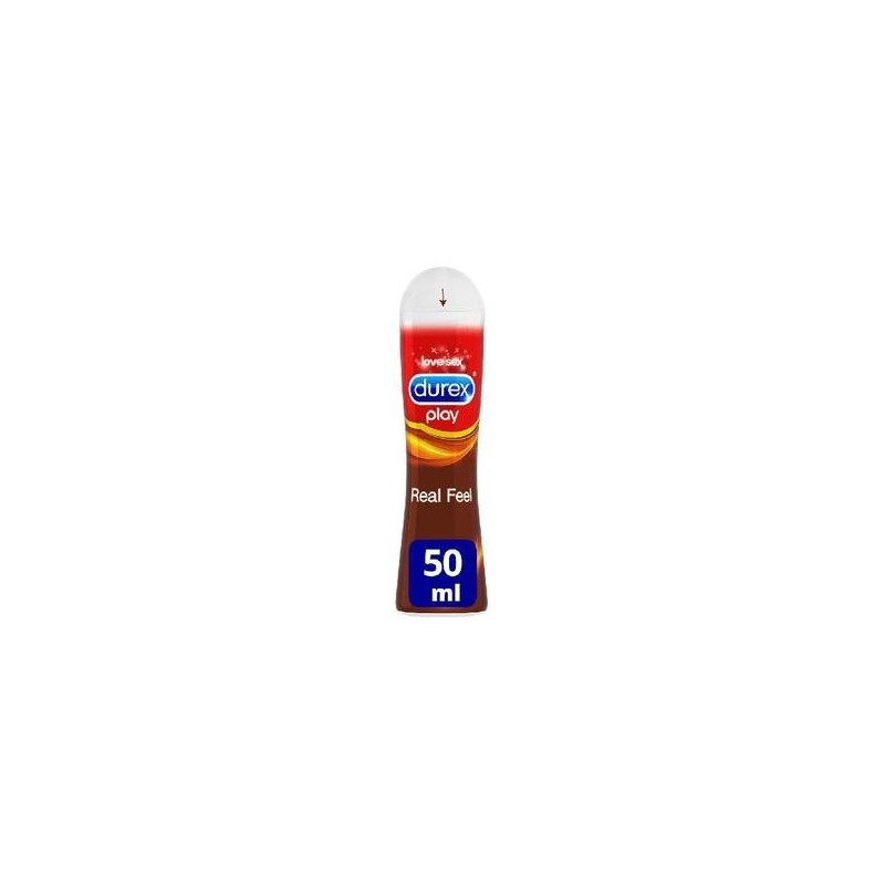 Durex lubricante play Real Feel 50 ml