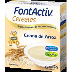 Fontactiv Cereales Crema de Arroz 600 g