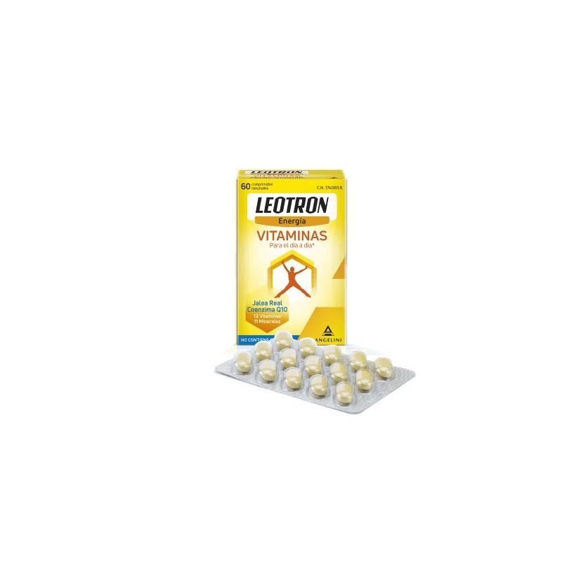LEOTRON VITAMINAS  60+20 CAPSULAS