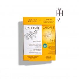 Caudalie Soro Vinoperfect 30 ml + Presente de Tratamento Solar SPF50 25 ml