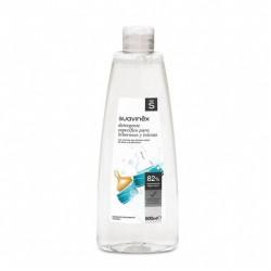 Suavinex Detergent Bottles and Nipples 500 ml