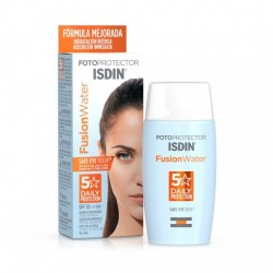 Isdin fotoprotector fusion water spf 50+ 50 ml