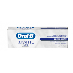 Oral B 3D White Luxe White Pasta 75 ml