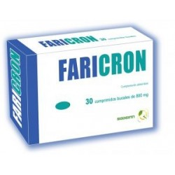 Faricron 30 Comprimidos