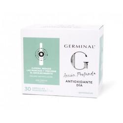 Germinal Accion Profunda Antioxidante Dia 30 Ampollas